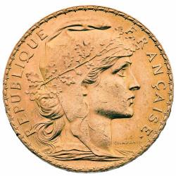 20 Francs Or Millésime 1914...