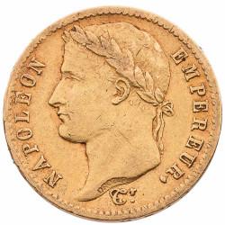20 Francs Or Napoléon...