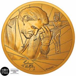 Médaille Croix Johnny...
