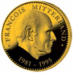 Médaille François Mitterrand