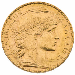 20 Francs Or - Marianne 1906
