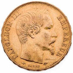20 Francs Or - Napoléon III...