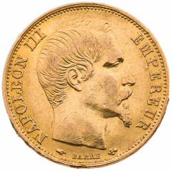 20 Francs Or – Napoléon III...