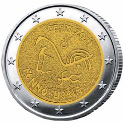 2 Euro Estonie BU 2021 -...