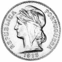 50 Centavos Argent Mexique...