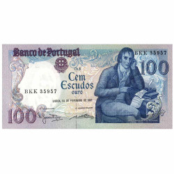 Billet 100 Escudos Portugal...