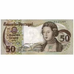 Billet 50 Escudos Portugal...