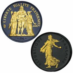 Les 2 monnaies en Ruthénium