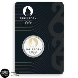Mini médaillon JO 2024 emblème