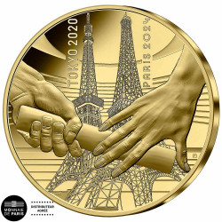 50 Euro Or France BE 2021 -...
