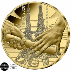 200 Euro Or France BE 2021...