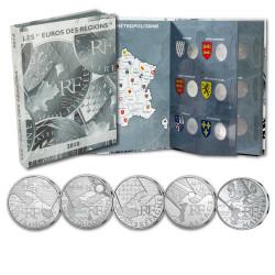Coffret 27 x 10 Euro Argent...