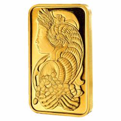 Lingot d'Or de 1 gramme