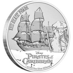 2 Dollars Argent Niue BU...