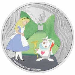 2 Dollars Argent Niue BE...