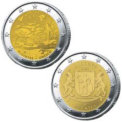 Lot 2 x 2 Euro Lituanie 2021