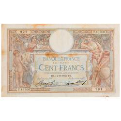 100 Francs L.O Merson