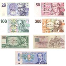 Lot 7 Billets République...