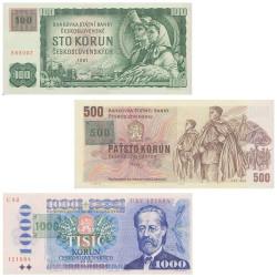 3 Billets République...