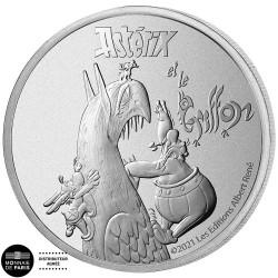 La médaille - Astérix et le...