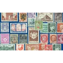 200 Timbres France AVANT 1946