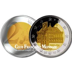 2010 - Allemagne - 2 Euros - Hôtel de ville de Brême