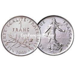1 F SEMEUSE Vème RÉPUBLIQUE - 1978