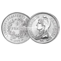1992 - 1 Franc République