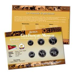 Série Erythrée