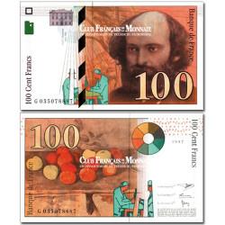 Billet 100 Francs Cézanne Neuf
