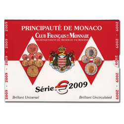 Série Monaco BU 2009