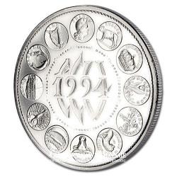 1994- Euro/Ecu- Cupronickel