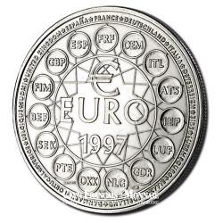 1997- Euro/Ecu- Cupronickel Avers