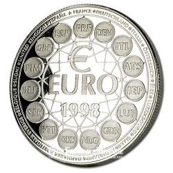 "1998- L'Euro des ""11"" - Cupronickel"