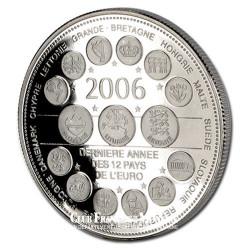 2005 - contitution européenne - Cupronickel - Avers