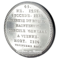 PHILIPPE LE BEL (1268-1314)