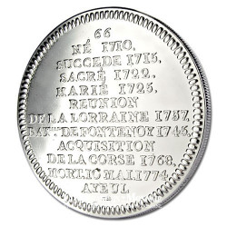 LOUIS XV (1710 – 1774)