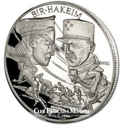 La bataille de Bir-Hakeim