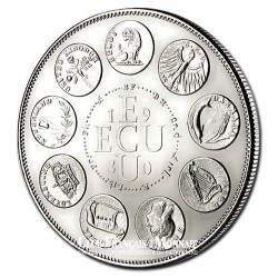 1980 - Euro/Ecu
