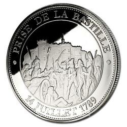 La prise de la Bastille - 14 juillet 1789