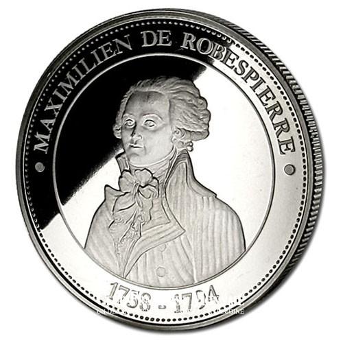 Maximilien de Robespierre - (1758-1794)