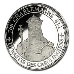 Charlemagne (742 - 814)