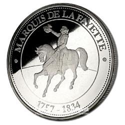 La Fayette  (1758-1794)