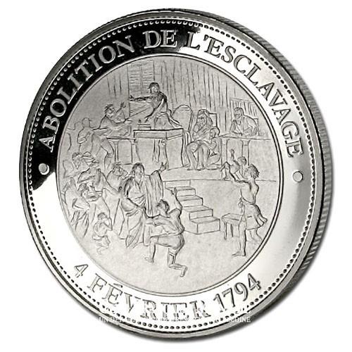 Abolition de l'esclavage  (4 février 1794)