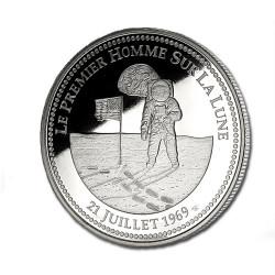 """Le """" Premier Homme sur la Lune """""""