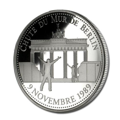 La chute du mur de Berlin - 9 novembre 1989