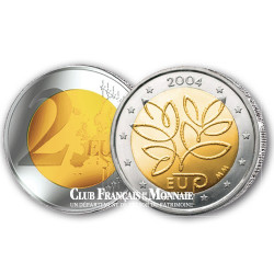 2 Euro Elargissement de l'Europe - Finlande 2004
