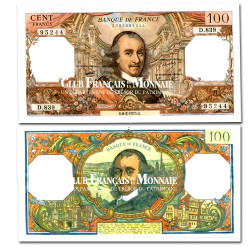 Billet de 100 Francs Corneille Neuf