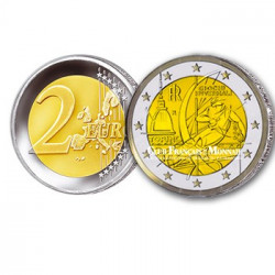 2006 - Italie - 2 Euros commémorative JO d'Hiver de Turin