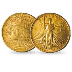 20 Dollars Or Liberty type Saint-Gaudens - USA